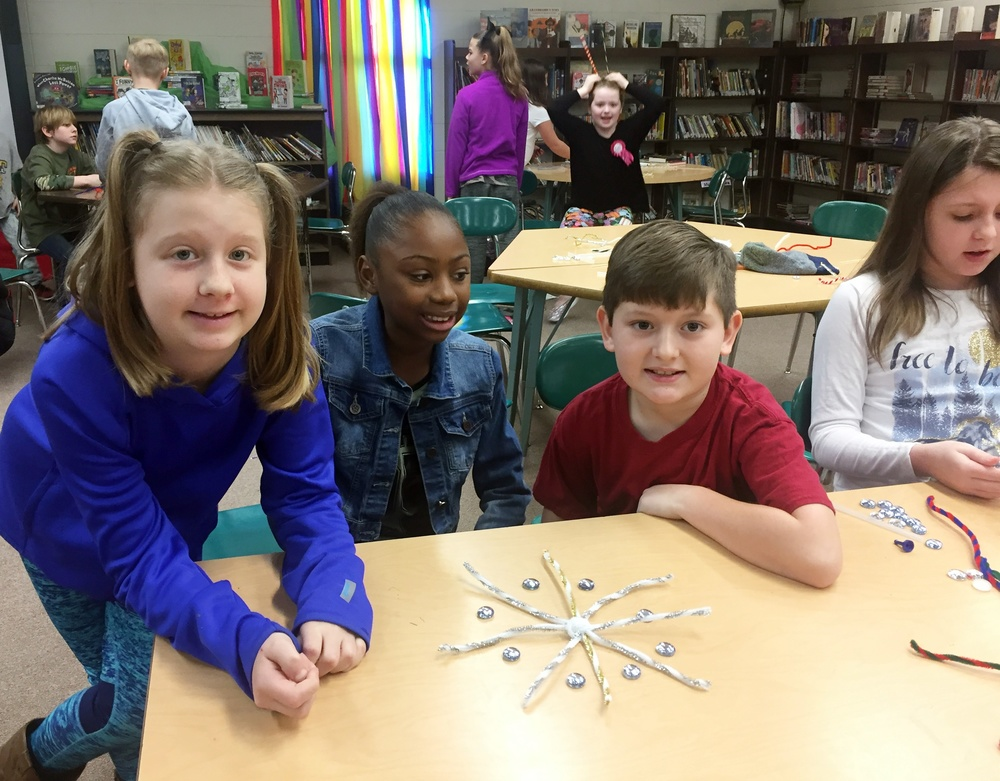Elementary Makerspace Activity!
