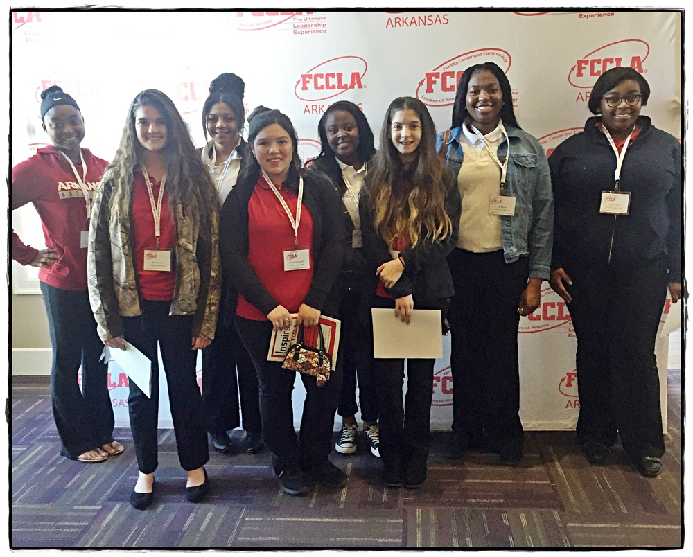 FCCLA State Leadership Conference in Conway!