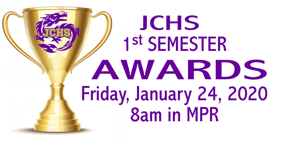 Join us as we honor the academic success of our students!