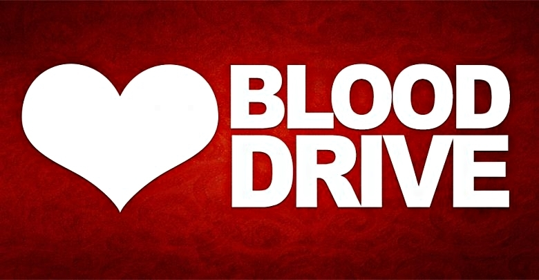Blood Drive ~ TODAY until  2:00pm!