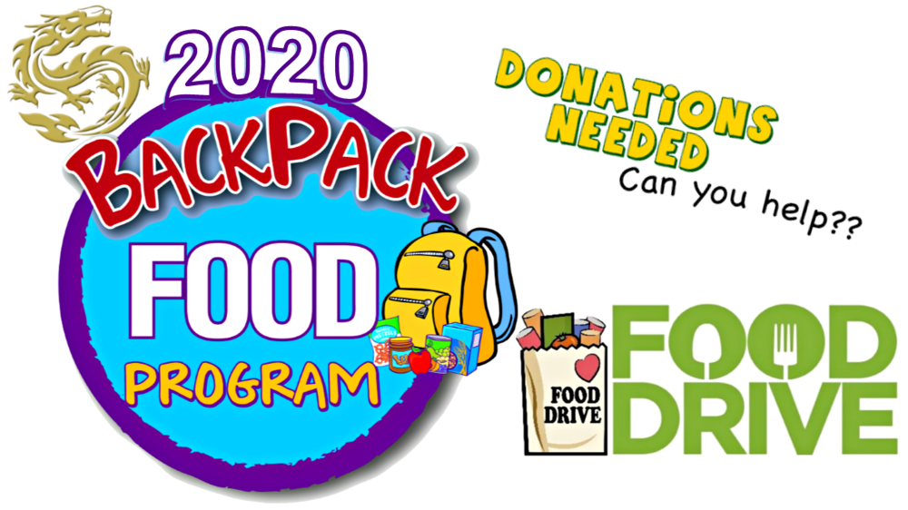 Backpack Food Program!  Donations Needed! Can you help?