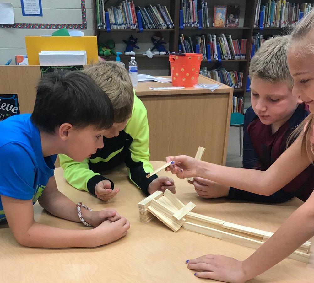 Elementary Maker Space Project!
