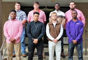 2018-19 JCHS Men of Character!
