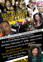 3rd Annual Black History Celebration!