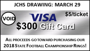 Support our Dragon Football State Champions!