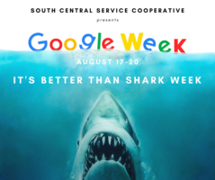PARENTS: Registration is open for Google Week: August 17-20!