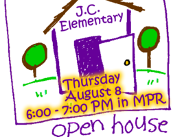 Elementary Open House!