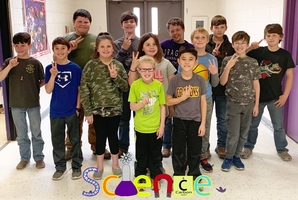 Grades 3-6 Regional Science Fair Winners!