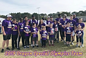 Our Special Olympics Team ROCKED IT!