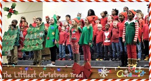 "2nd & 3rd Grade Production of ""The Littlest Christmas Tree!"""