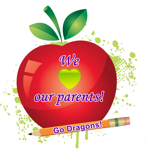 We love our parents!