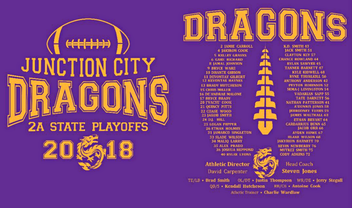 2018 Football Playoff Shirt