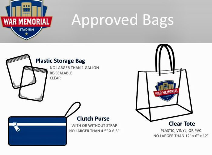 WMS Approved Bags