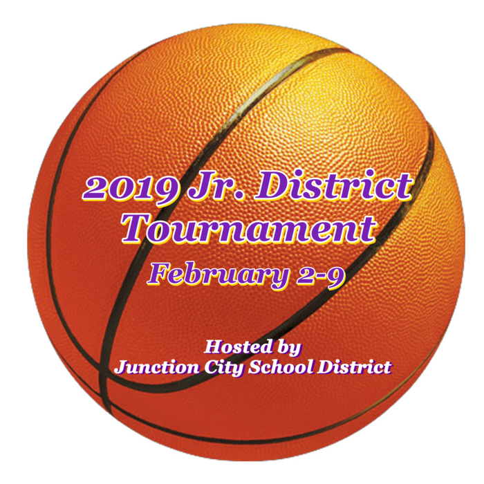 Jr. District Tournament
