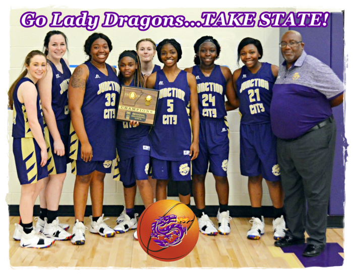 Lady Dragons!