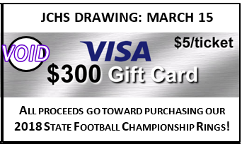 Dragon Football Visa Card Drawing