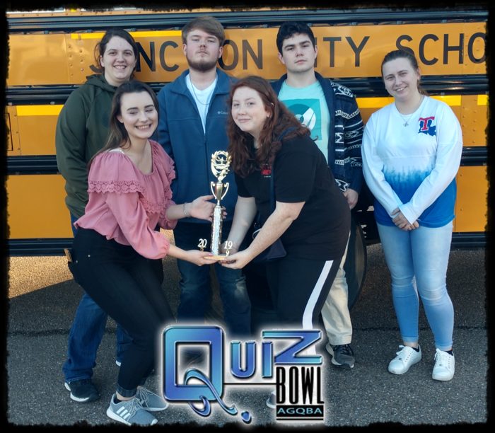 Quiz Bowl Regionals 2nd Place