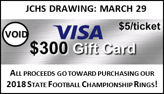 Visa Gift Card Drawing