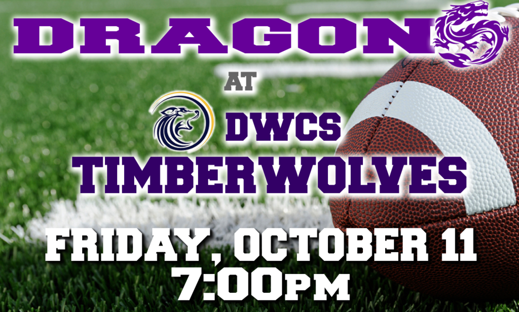 Dragons at DWCS Timberwolves