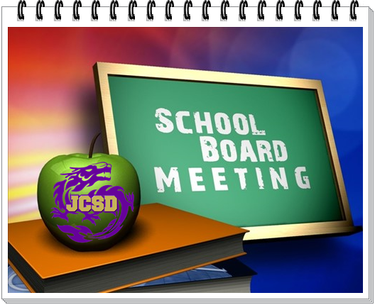 JCSD School Board Mtg