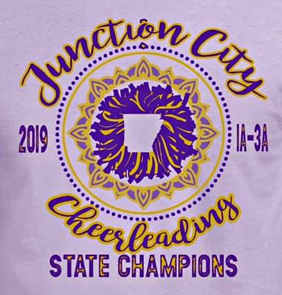 Cheerleading State Champs Shirt