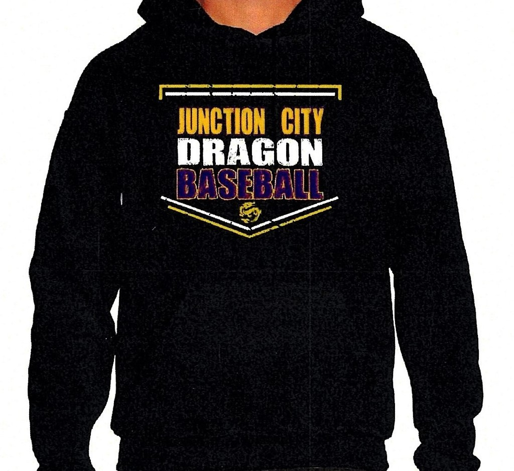 Dragon Baseball Shirt Order Form